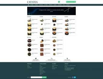 Catatea.com, tienda online de venta de té
